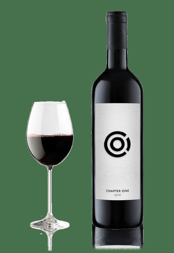 Chapter One im Weinglas und in der Flasche
